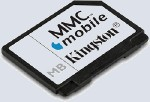 Флеш карта Kingston MMC Mobile (Dual Voltage) 128 Mb