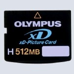 Флеш карта OLYMPUS xD-Picture Card 512 Mb High Speed (M-XD-512H)
