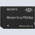 Флеш карта Sony Memory Stick Pro DUO 2 Gb