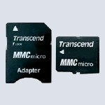 Флеш карта Transcend MultiMedia Card Micro 512 Mb (TS512MMCM)