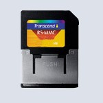 Флеш карта Transcend Reduced Size MultiMedia Card 128Mb (TS128MRMMC)