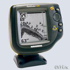 Эхолот Humminbird Fishfinder 535