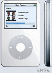 MP3 плеер Apple iPod Video