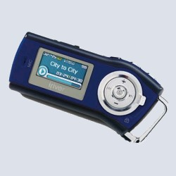 MP3 плеер iriver T10 1 Gb Blue