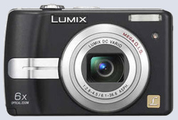 Lumix   DMC-LZ7 black
