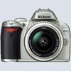 Фотокамера Nikon D40 Kit AF-S DX 18-55 SILVER