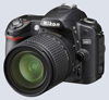 Фотокамера Nikon D80 Kit 18-135 DX