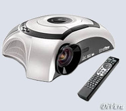 Проектор Optoma MovieTime DV10