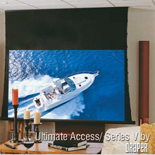 "Экран Draper UltimateAccess/Series V 335/11"" 198x264 M2500"