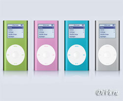 MP3 Плейер iPod mini 6Gb