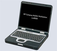 Mobile Workstation nw8000